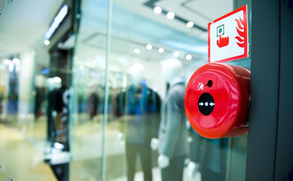 Proiectăm şi instalăm sisteme de detecţie şi avertizare la incendiu.