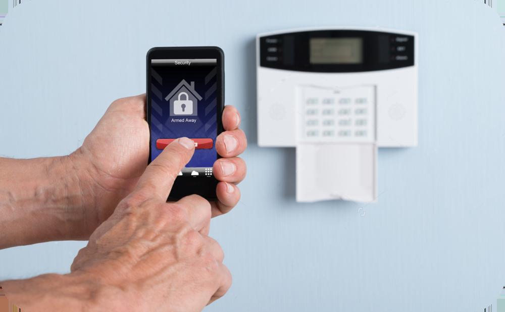 Dăm posibilitatea clienţilor noştri să îşi facă monitorizare proprie a obiectivelor cu ajutorul dispozitivelor inteligente.